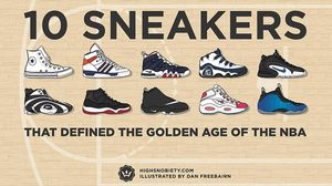 10 Sneakers That Defined the Golden Age of the NBA 2ad889b95
