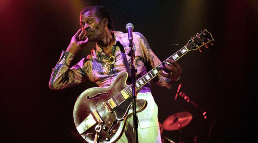 How Chuck Berry Wrote Johnny B Goode And Created The First Rock