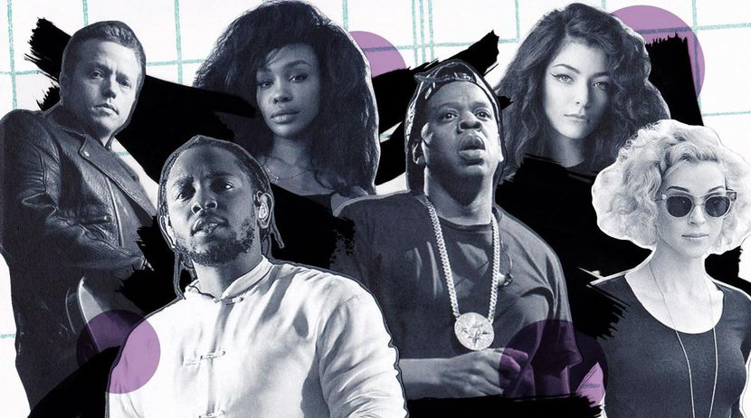 REDEF MusicSET: Best Music of 2017: The Year in Lists | REDEF