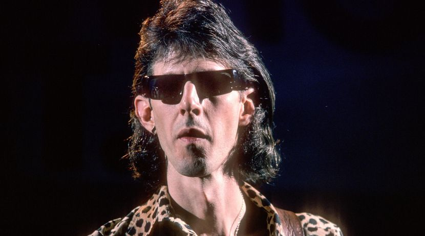 REDEF MusicSET: Ric Ocasek Brushed Everyone's Rock and Roll Hair